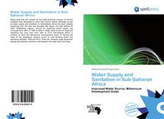 Copertina di Water Supply and Sanitation in Sub-Saharan Africa