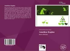 Borítókép a  Anneliese Kaplan - hoz
