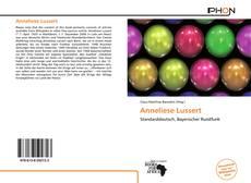 Buchcover von Anneliese Lussert