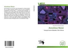 Buchcover von Anneliese Maier