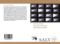 Buchcover von Anneliese Peschlow