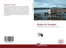 Bookcover of Bergen Air Transport
