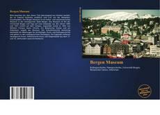 Capa do livro de Bergen Museum