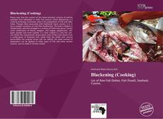 Copertina di Blackening (Cooking)