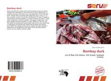 Couverture de Bombay duck