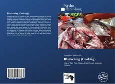 Capa do livro de Blackening (Cooking)