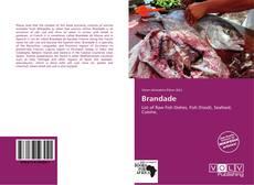 Capa do livro de Brandade