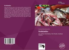 Bookcover of Kalakukko