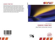 (26824) 1988 TW1的封面