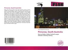 Capa do livro de Pinnaroo, South Australia