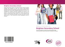 Buchcover von Brighton Secondary School