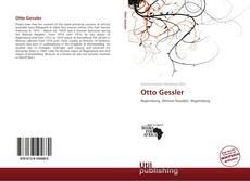 Bookcover of Otto Gessler