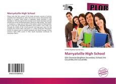 Borítókép a  Marryatville High School - hoz