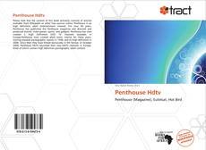 Обложка Penthouse Hdtv