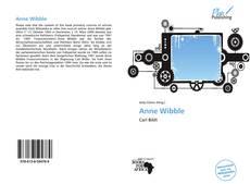 Copertina di Anne Wibble