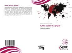 Anne Wilson Schaef kitap kapağı