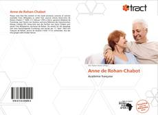 Bookcover of Anne de Rohan-Chabot