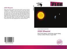 Capa do livro de 2263 Shaanxi
