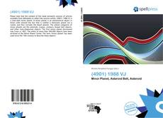 Bookcover of (4901) 1988 VJ