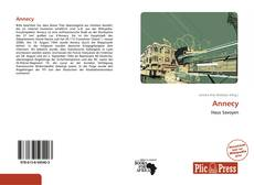 Bookcover of Annecy