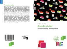 Buchcover von Annedore Leber