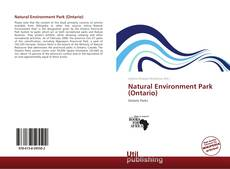 Bookcover of Natural Environment Park (Ontario)