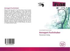 Borítókép a  Annegert Fuchshuber - hoz
