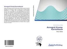 Capa do livro de Annegret Kramp-Karrenbauer