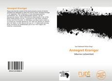Bookcover of Annegret Kroniger