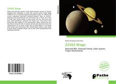 Bookcover of 22562 Wage