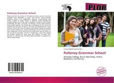 Capa do livro de Pulteney Grammar School