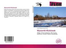 Capa do livro de Wyszonki-Klukówek