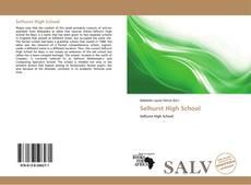 Bookcover of Selhurst High School