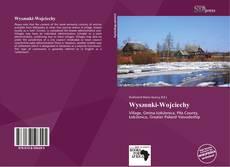 Borítókép a  Wyszonki-Wojciechy - hoz