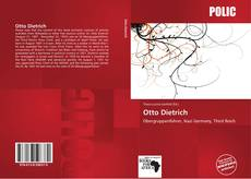 Otto Dietrich的封面