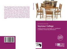 Seymour College的封面