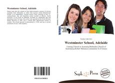 Bookcover of Westminster School, Adelaide