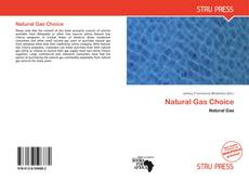 Bookcover of Natural Gas Choice