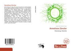 Обложка Anneliese Zänsler