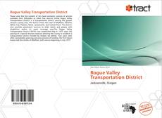 Capa do livro de Rogue Valley Transportation District