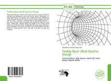 Portada del libro de Teddy Bear (Red Sovine Song)