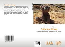 Bookcover of Teddy Bear (Song)