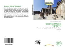 Обложка Berenike (Mutter Agrippas)