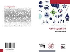 Bookcover of Anne Sylvestre