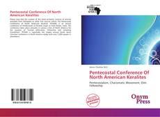 Capa do livro de Pentecostal Conference Of North American Keralites