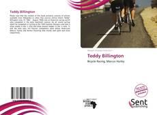Portada del libro de Teddy Billington