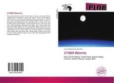 Borítókép a  21989 Werntz - hoz