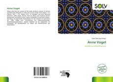 Bookcover of Anne Voget