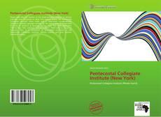Capa do livro de Pentecostal Collegiate Institute (New York)