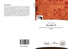 Bookcover of Berenike II.